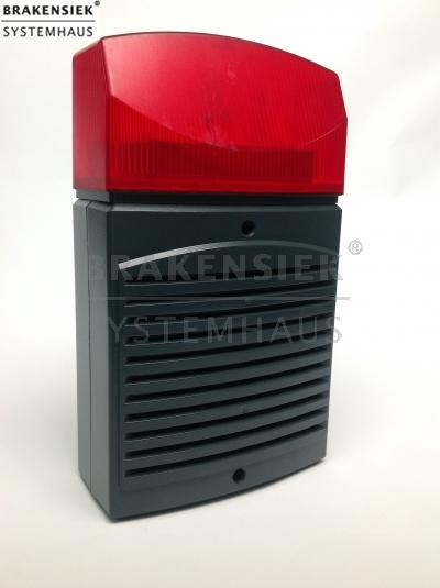 Kompaktalarmierung im Kunststoffgehäuse für Esser Honeywell EMZ ...